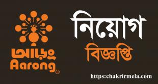 Aarong Job Circular 2020 - Chakrir Mela