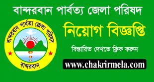 Bandarban Hill District Council Job Circular 2020 – www.bhdc.gov.bd