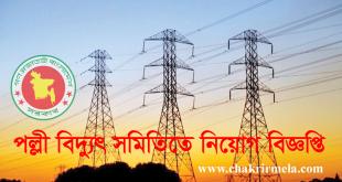 Palli Bidyut Samity Job Circular 2020 - www.pbs.gov.bd