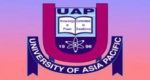 University of Asia Pacific Job Circular 2021 - www.uap-bd.edu