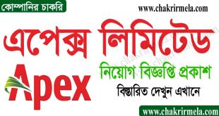 Apex Footwear Limited Job Circular 2021 Application Form