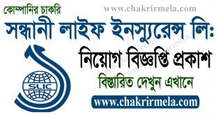 Sandhani Life Insurance Co. Ltd Job Circular 2021 | www.sandhanilife.com