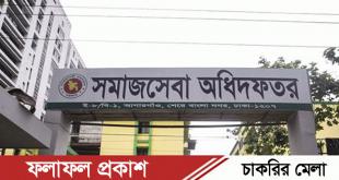 DSS Exam Result 2021 – www.dss.gov.bd